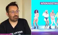 Θέμης Γεωργαντάς: 'Δεν θα γίνουν τον Ιούνιο τα Mad Awards' (video)