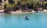 Ένα ταξίδι στην παραλία της Ζωγεριάς (video)