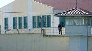 Κρατούμενος χτύπησε με τηγάνι σωφρονιστικό υπάλληλο στις φυλακές Τρικάλων