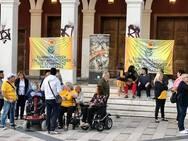 Πάτρα: Τα μέλη της ΕΕΑΣΚΠ έστειλαν μήνυμα, σπάζοντας το φράγμα της μοναξιάς!