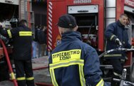 Κερατσίνι: Νεκρή ηλικιωμένη μετά από πυρκαγιά