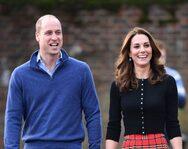 Η Kate Middleton και ο πρίγκιπας William μηνύουν το περιοδικό Tatler!