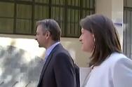 Επική αντίδραση πιτσιρικά μόλις είδε τον Κυριάκο Μητσοτάκη στο σχολείο του (video)