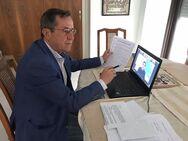 Νίκος Νικολόπουλος: 'Ο κορωνοιός φταίει - κατά τον Πελετίδη - και για το φυσικό αέριο και για τις πλατείες'