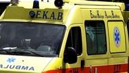 Τροχαίο ατύχημα σημειώθηκε στη Ν.Ε.Ο. Πατρών - Αθηνών