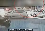 Βίντεο ντοκουμέντο από την τρελή πορεία του φορτηγού στην Πειραιώς