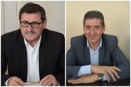 Αλεξόπουλος - Πελετίδης: Στα… απορρίμματα και οι τυπικές χαιρετούρες!