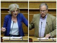 Αναγνωστοπούλου - Μάρκου: 'Ο Περιφερειάρχης Δυτικής Ελλάδας - μια κινητή αντίφαση'