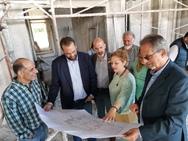 Ν. Φαρμάκης: 'Θέλουμε τα έργα να αρχίζουν και να τελειώνουν έγκαιρα'