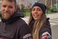 Απαράδεκτη δήλωση της συζύγου πρώην παίκτη του Ολυμπιακού για τους διαδηλωτές στις ΗΠΑ