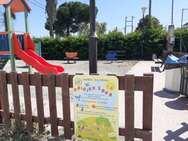 Μεταμορφώθηκε η παιδική χαρά στην παραλία Βραχνεΐκων (φωτο)