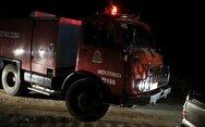 Αίγιο: Καφετέρια τυλίχθηκε στις φλόγες