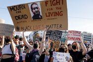Αυστραλία: Διαδηλώσεις για τη δολοφονία του Τζορτζ Φλόιντ