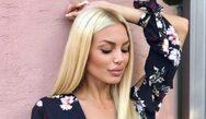 Αλεξάνδρα Παναγιώταρου - Ποζάρει σαν 'αγγελάκι' της Victoria's Secret (video)