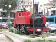 Όταν η παλιά ατμομηχανή του ΟΣΕ ήταν μια πραγματική ατραξιόν για την Πάτρα!