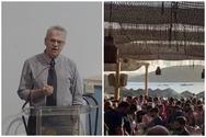 Χαράλαμπος Γώγος: 'Η απόσταση είναι η μόνη λύση για την αποφυγή του κορωνοϊού'