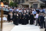 Θυρανοίξια Ιερού Ναού Αγίων Θεοδώρων στη Φώσταινα Δυτικής Αχαΐας