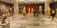 Ανοίγουν τη Δευτέρα τα μουσεία
