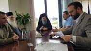 Ιερά Μητρόπολη Πατρών: Σημαντικό το έργο του δρόμου προς την Ιερά Μονή Ομπλού