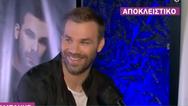 Γιώργος Σαμπάνης: 'Δεν θα πήγαινα κριτής σε talent show γιατί δεν έχω βιοποριστικό πρόβλημα' (video)