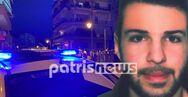 Θλίψη για τον θάνατο του 26χρονου Αντώνη Τζαφεράι στον Πύργο
