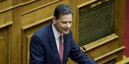 Σκυλακάκης: 'Σε πολύ καλή θέση η Ελλάδα από πλευράς ταμειακών διαθέσιμων'