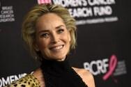 Sharon Stone - Αποκάλυψε ότι έχει χτυπηθεί από κεραυνό