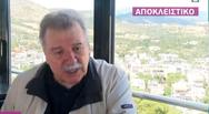 Τάσος Χαλκιάς: 'Αυτό που καταγράφει την επιτυχία στην τηλεόραση είναι η τηλεθέαση' (video)