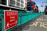 Βρετανία: Προβλέψεις για συρρίκνωση της οικονομίας κατά 8% εντός του 2020