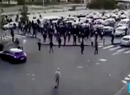 Χάος στη Ντιζόν της Γαλλίας - Οδομαχίες μεταξύ συμμοριών Τσετσένων - Αφρικανών (video)