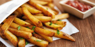 Το κόλπο για ανεπανάληπτες τηγανιτές πατάτες