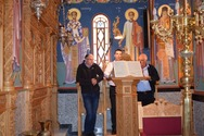 Καλάβρυτα: Πραγματοποιήθηκε Θεία Λειτουργία στον Άγιο Παύλο Αροανίων