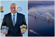 Πέντε βραβεία Υγείας & Ασφάλειας για τη Γέφυρα «Χαρίλαος Τρικούπης»