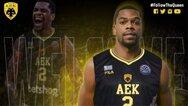 ΑΕΚ - Mπάσκετ: Ανακοινώθηκε η απόκτηση του Γιανίκ Μορέιρα