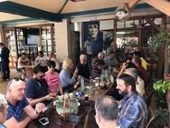 Εξόρμηση της Οργάνωσης Μελών Δυτικής Αχαΐας του ΣΥΡΙΖΑ στο κέντρο της Κάτω Αχαΐας (φωτο)