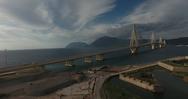 Γέφυρα Ρίου Αντιρρίου - «Κερδίζει» όποιον την αντικρίζει (video)