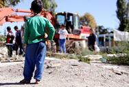 Πάτρα: Τίποτα δεν έχει αλλάξει στον καταυλισμό των Ρομά του Ριγανόκαμπου