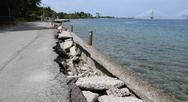 Πάτρα: Επικίνδυνη η παραλιακή οδός Αγίου Βασιλείου - Ακταίου