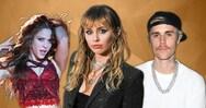 Η Shakira, η Miley Cyrus και ο Justin Bieber ενώνονται για την καταπολέμηση του κορωνοϊού