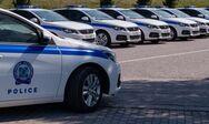 35 νέα περιπολικά δόθηκαν στην Ελληνική Αστυνομία