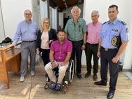 Πάτρα: Υπογραφή σύμβασης μεταξύ Δήμου και Πανεπιστημίου για την εφαρμογή Save AMEA