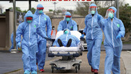"""Κορωνοϊός: """"Μαύρο"""" ρεκόρ με 40.000 νέα κρούσματα στις ΗΠΑ"""