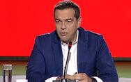 Αλ. Τσίπρας: 'Δεν μπορούν να κρύβονται μόνο πίσω από το αυτονόητο πλέον αίτημα της Ελλάδας για αποζημίωση από τη Novartis'