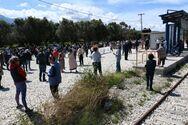 Κάτοικοι βόρειας Πάτρας για το τρένο: «Ή με μας ή με τους άλλους»