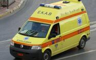 Μεσολόγγι: Ανήλικος έπεσε στο κενό από ύψος - Είναι σε κρίσιμη κατάσταση