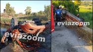Ψαχνά Ευβοίας: Σκοτώθηκε 23χρονος σε τροχαίο