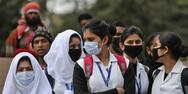 Ινδία - Συνολικά 19.400 νέα κρούσματα κορωνοϊού το τελευταίο 24ωρο