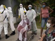 Άλλοι 552 θάνατοι στη Βραζιλία από τη νόσο Covid-19