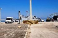 Αποχωρούν από το παλαιό λιμάνι της Πάτρας, τα νατοϊκά πλοία