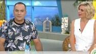 Ο Κρατερός Κατσούλης επέστρεψε στην εκπομπή (video)